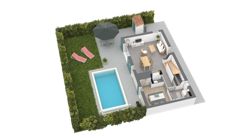new villa M6 category T4