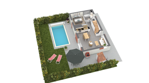 new villa M7 category T4