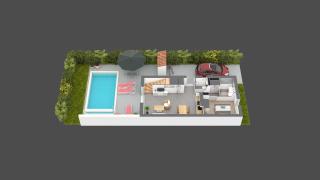 villa neuve M29 de type T4