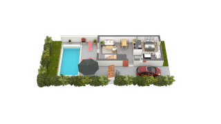 new villa M40 category T4