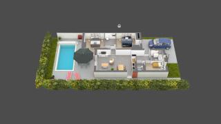 villa neuve M46 de type T4